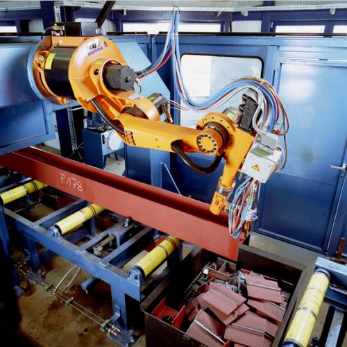 机器人精细切割方案