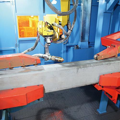 钢结构型材切割系统