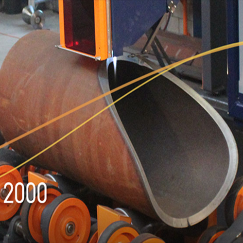 CNC管道切割系统