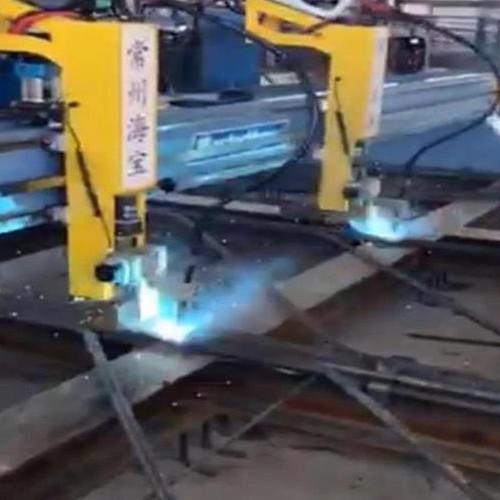 龙门式钢筋骨架焊接机